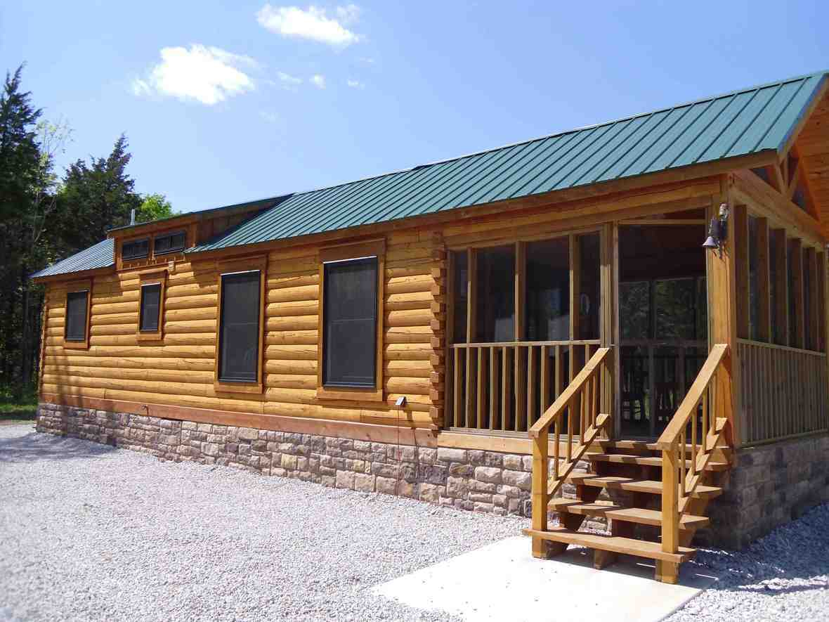 Park Model Log Cabins Gastineau Log Cabins To Go