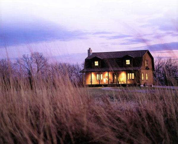 Land-Buying Tips for Your Log Home Site