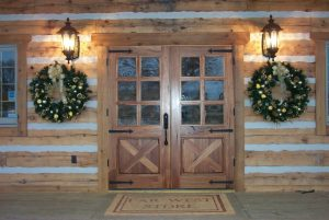 Exterior Doors For Your Dream Log Home