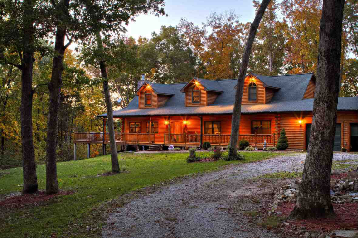 Common Log Home Myths and Truths You Should Know