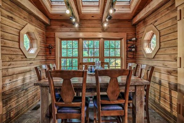 GLH Offers Unlimited Options for Your Log Home Design