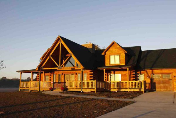 How New Technological Advances Can Give You a Smart Log Home