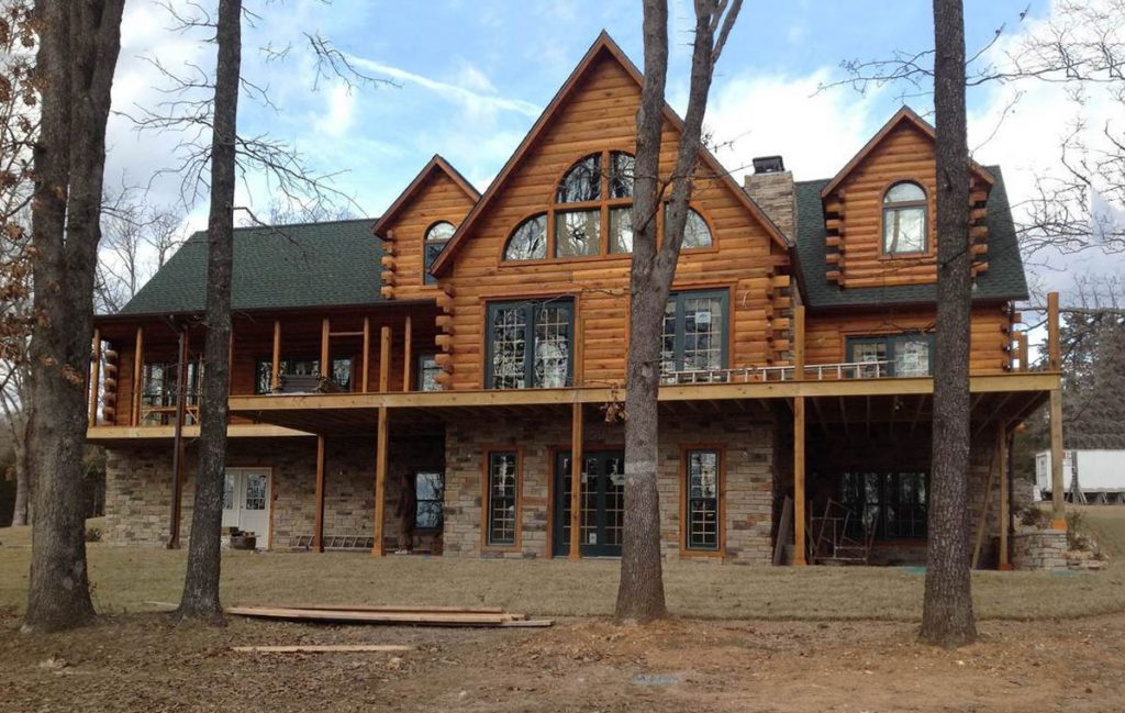 Top Ten Ways to Minimize Maintenance for Your Log Home
