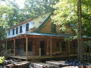 Tennessee Log Home & Log Cabin Kits